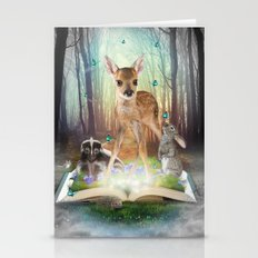 Believe In Magic • (Ba… Stationery Cards
