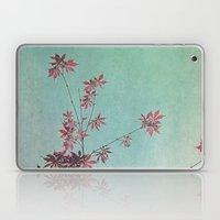 Red Leaves Laptop & iPad Skin