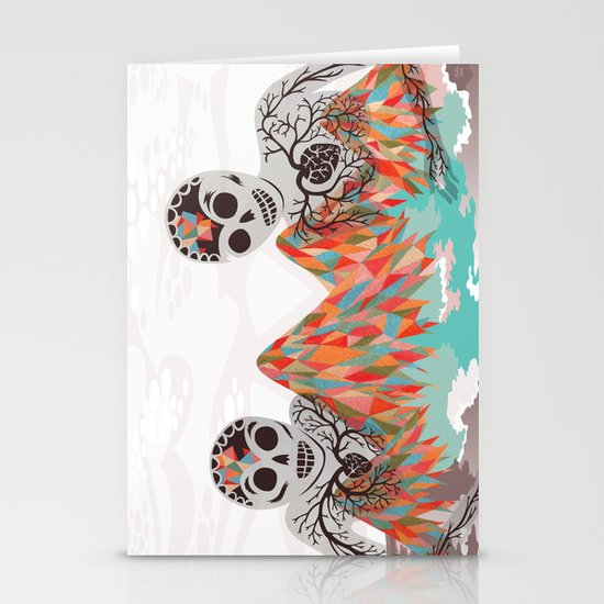 Spectres Stationery Card