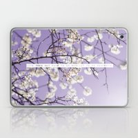 Life Does Not Have To Be… Laptop & iPad Skin