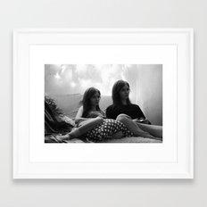 etwyw4 Framed Art Print