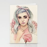 L.O.V.E | E.V.O.L Stationery Cards