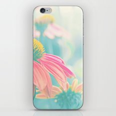 THE HEART OF SUMMER iPhone & iPod Skin