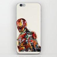 The Ironman iPhone & iPod Skin