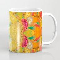 Tropical Jungle II Mug