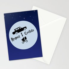 Respect Cyclists Stationery Cards
