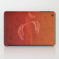 Dragon In Red iPad Case