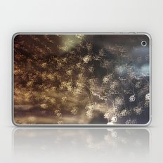 Night rain Laptop & iPad Skin