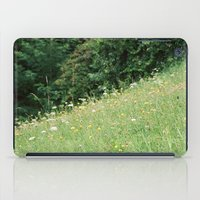Wildflowers 2 iPad Case