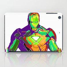 Man of Iron iPad Case