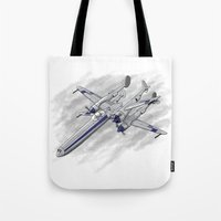 In A Galaxy Not Far Away Tote Bag