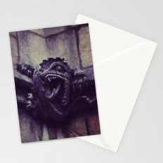 Gargoyle (Yale, CT) Stationery Cards