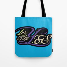 Live In The YES Logo Tote Bag