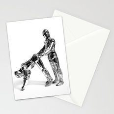 Droid Buttseks Stationery Cards