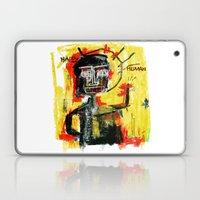 Happy human Laptop & iPad Skin