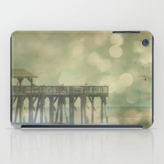 At Length The Season Of Summer Does Come iPad Case