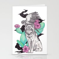 Allies Stationery Cards