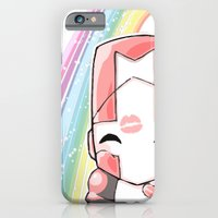 Castle Crashers Pink Knight iPhone 6 Slim Case