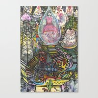 jellygirl Canvas Print