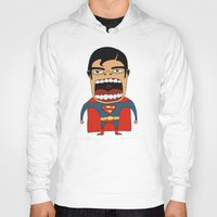 Screaming Superdude Hoody