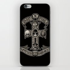APPETITE FOR DARKNESS iPhone & iPod Skin