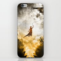 A Place to Stay iPhone & iPod Skin
