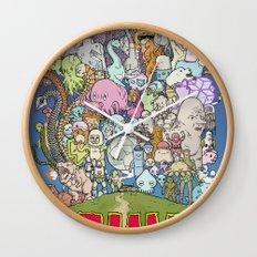 GAMMA cover Wall Clock