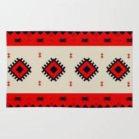 Romanian Pattern Rug