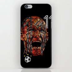 ROBBEN iPhone & iPod Skin