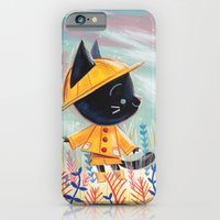 Raincoat 1 iPhone 6 Slim Case