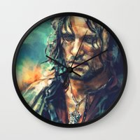 Elessar Wall Clock