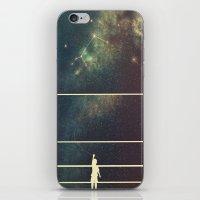 Caretaker  iPhone & iPod Skin