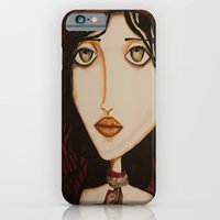 iPhone & iPod Case featuring model by Gabriele Perici