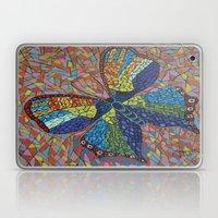 Mosaic Butterfly Laptop & iPad Skin
