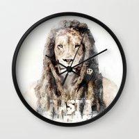RASTASAFARI Wall Clock