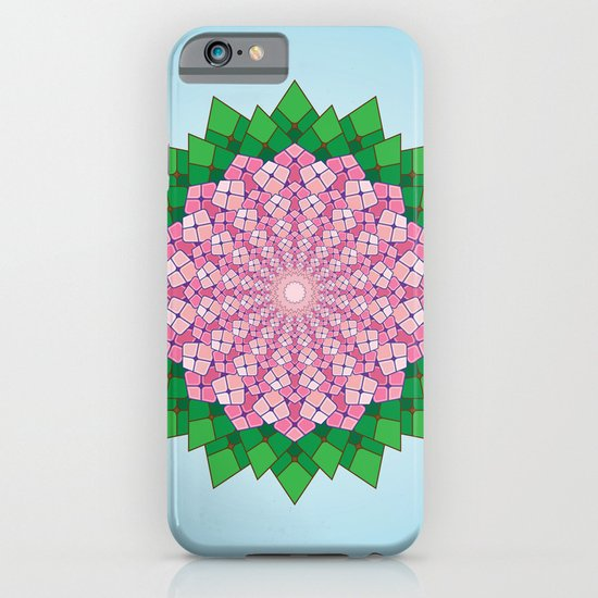 Spring Pink iPhone & iPod Case