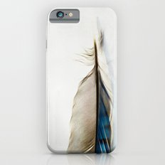 Blue Jay Feather Slim Case iPhone 6s