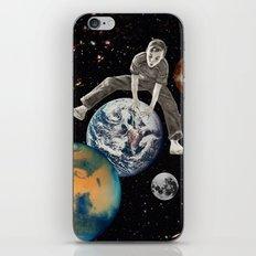Star Hopper iPhone & iPod Skin