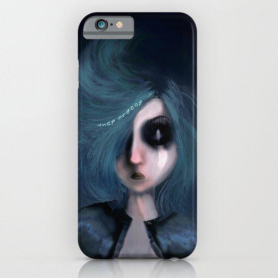 Chronophobia iPhone & iPod Case