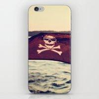 Arrrr iPhone & iPod Skin