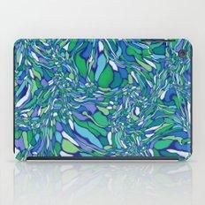 Trippy-Oceania colorway iPad Case