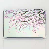 Cherry Tree iPad Case