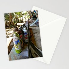 Go Paint Stationery Cards