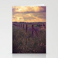 Alberta Skies Stationery Cards