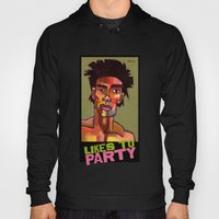 Likes To Party Hoody