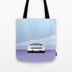 1974 Porsche 911 RSR 3.0 Carrera Tote Bag
