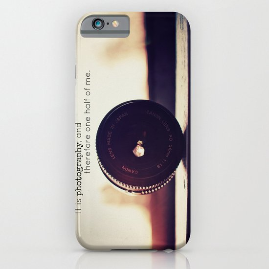 Photographer's Tool  iPhone & iPod Case