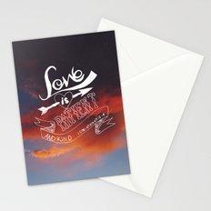 l o v e Stationery Cards