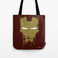 Iron Dirty Man Tote Bag