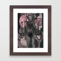 Betray Framed Art Print